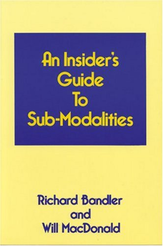An Insiders Guide to Sub Modalities: Richard Bandler, Will