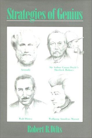 9780916990329: Strategies of Genius: Vol 1