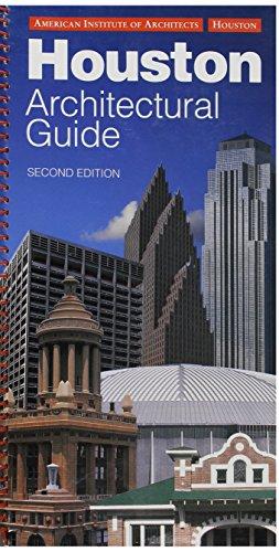 9780917001147: Houston architectural guide