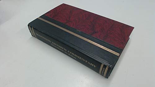 9780917006210: Matthew Henry's Commentary on the Whole Bible, 6 Volume Set