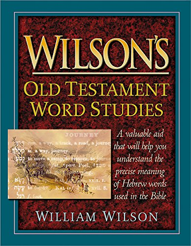 9780917006272: Wilson's Old Testament Word Studies
