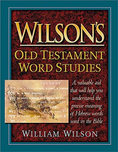 9780917006272: Wilson's Old Testament Word Studies