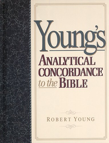 9780917006296: Young's Analytical Concordance to the Bible