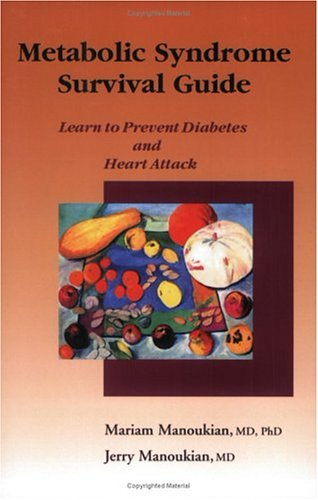9780917010750: Metabolic Syndrome Survival Guide