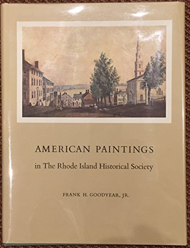 9780917012334: American Paintings in the Rhode Island Historical Society