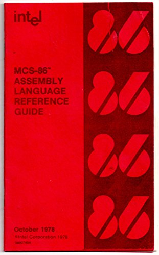 9780917017650: Asm86 Assembly Language Reference Manual/122386 (Software Development Tools)