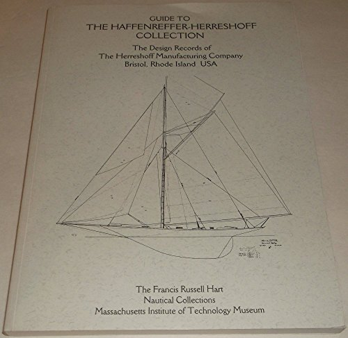 Guide to the Haffenreffer-Herreshoff Collection: The Design: Hasselbalch) Kurt Hasselbalch