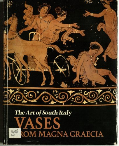 9780917046124: The Art of South Italy: Vases from Magna Graecia