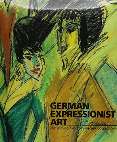 9780917046261: German Expressionist Art (Virginia Museum of Fine Arts)