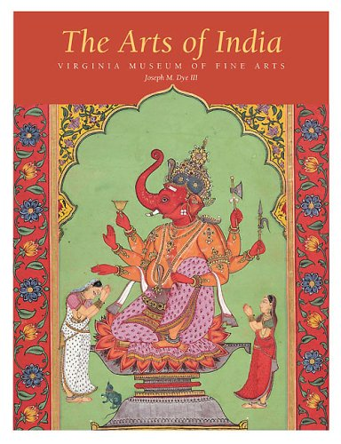 Dye Joseph Arts India Virginia Museum Abebooks