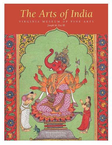 The Arts of India: Dye III, Joseph