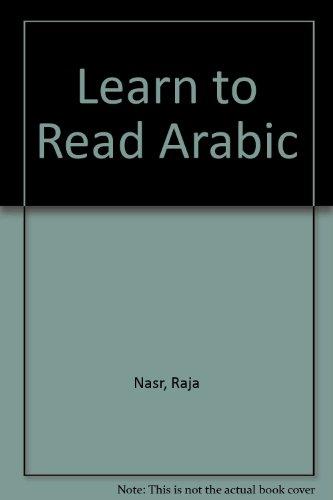 9780917062025: Learn to Read Arabic