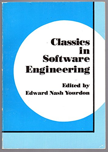 9780917072147: Classics in Software Engineering