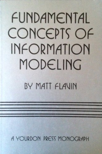 9780917072222: Fundamental Concepts of Information Modelling
