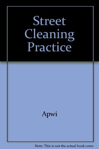 Street Cleaning Practice: Apwi