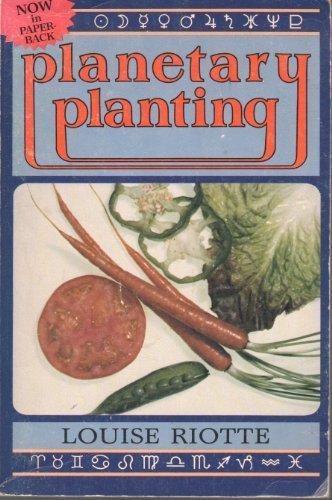9780917086380: Planetary Planting