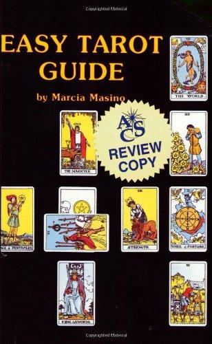9780917086595: Easy Tarot Guide