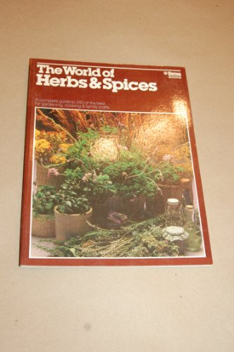 The World of Herbs and Spices (Ortho book series): McNair, James K.