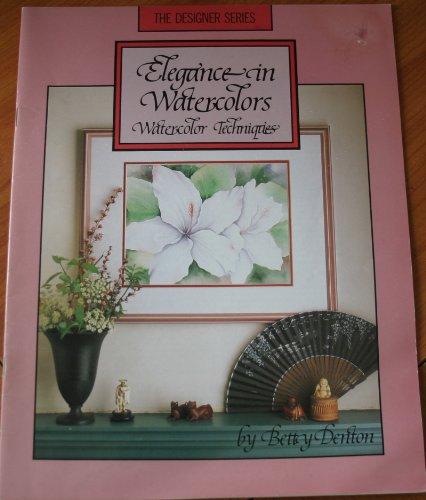 9780917121180: Elegance in Watercolors