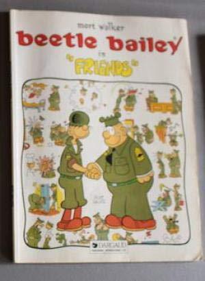 9780917201004: Beetle Baily in Friends