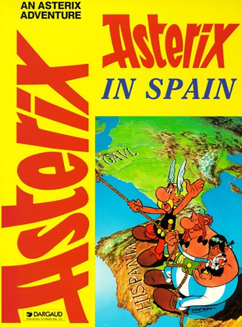 9780917201516: Asterix in Spain