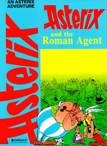 9780917201592: Asterix and the Roman Agent