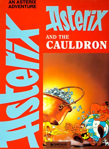 9780917201660: Asterix and the Cauldron (Adventures of Asterix)