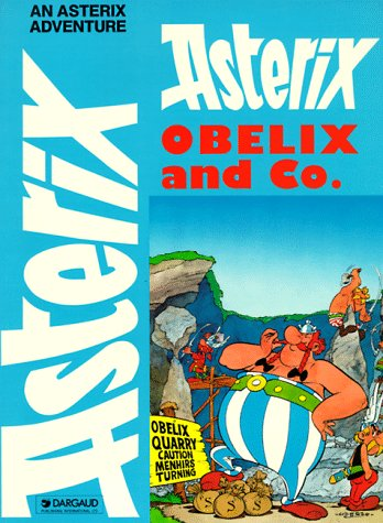 9780917201707: Obelix and Company (Asterix (Darguard))