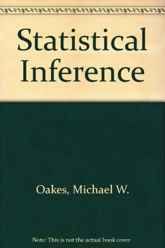 9780917227042: Statistical Inference
