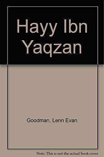 9780917232299: Hayy Ibn Yaqzan
