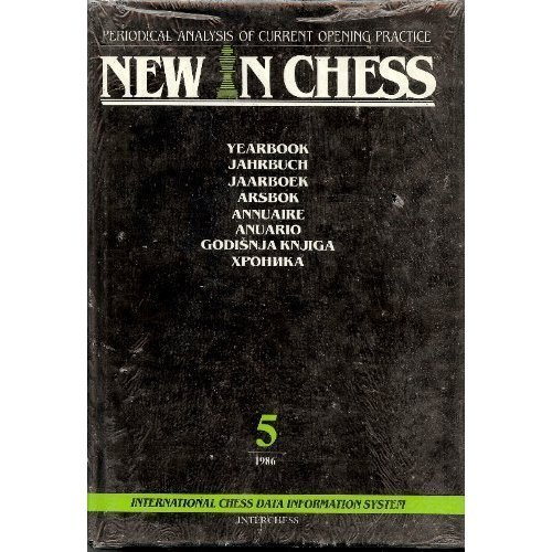 9780917237270: New in Chess Yearbook 5, 1986