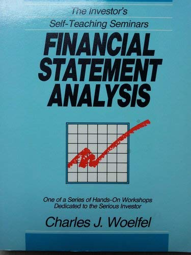 9780917253928: Financial Statement Analysis