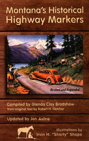 9780917298608: Montana's Historical Highway Markers