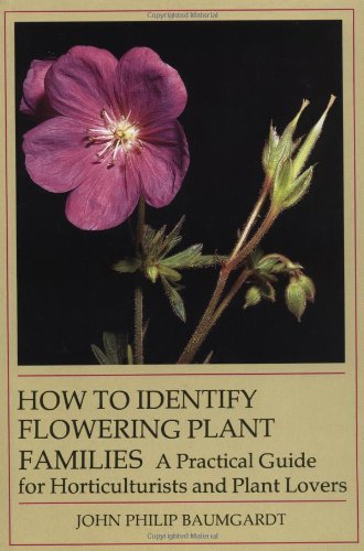 9780917304217: How to Identify Flowering Plant Families