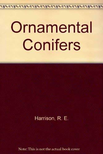 9780917304835: Ornamental Conifers