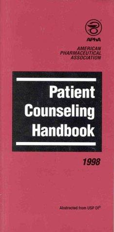 9780917330919: Patient Counseling Handbook