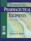 9780917330964: Handbook Pharmaceutical Excipients