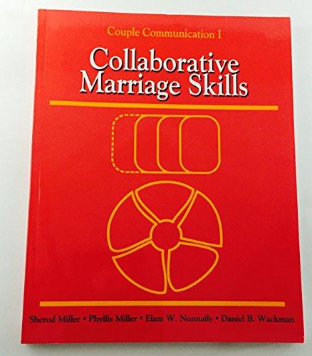 9780917340369: COLLABORATIVE MARRIAGE SKILLS-