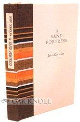 9780917342462: A Sand Fortress: A Novel