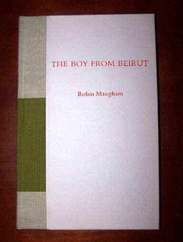 The Boy from Beirut, and Other Stories: Robin Maugham
