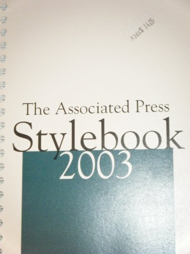 9780917360220: Associated Press Stylebook and Briefing on Media Law