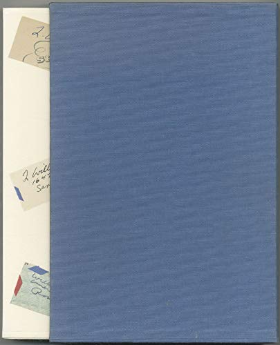 Tennessee Williams' Letters to Donald Windham, 1940-65, Limited Edition: Williams, Tennessee