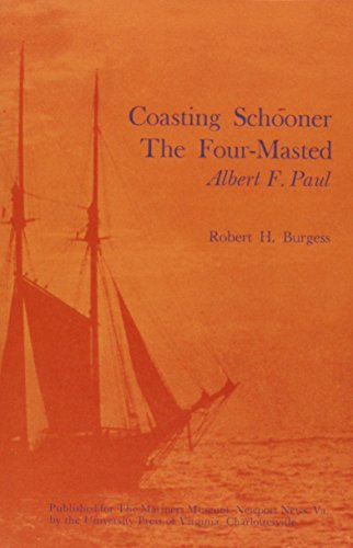 9780917376313: Coasting Schooner: The Four-Masted Albert F Paul (Flora & Fauna Handbook)
