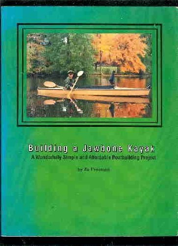 9780917436031: Building a Jawbone Kayak