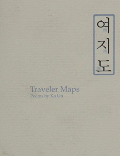 Traveler Maps: Poems by Ko Un (Paperback): Ko Un