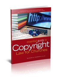 9780917463587: Essential Guide to Copyright Law for Churches
