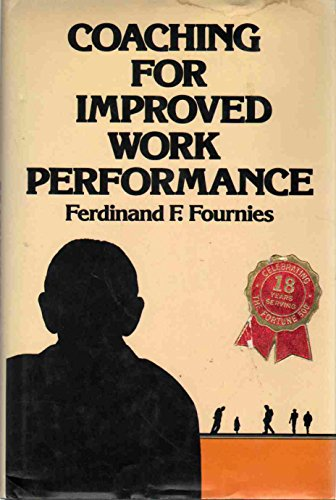 9780917472114: Coaching for Improved Work Performance