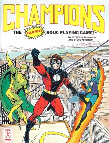 9780917481529: Champions: The Super Role-Playing Game [BOX SET]