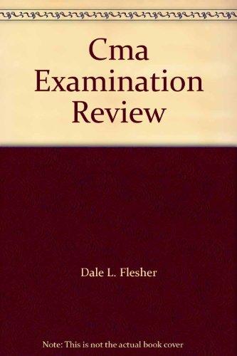 9780917537387: Cma Examination Review