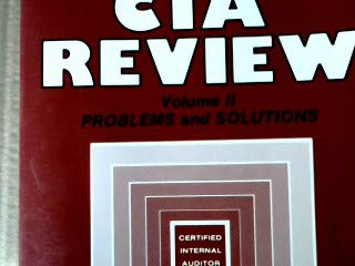 9780917539657: CIA Review: Problems and Solutions (7th ed)